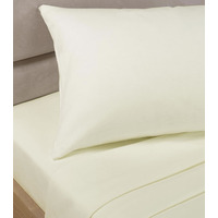 Cream Single Bedding