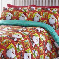 North Pole, Christmas Single Bedding