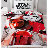 Star Wars, Episode 8 Single Bedding - Spawned