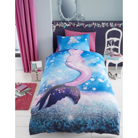 Mermaid Single Bedding