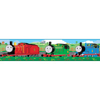 Thomas and Friends Wallpaper Border