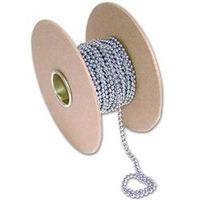 ENGLISH CHAIN 101 Chrome Plated Brass Ball Chain - 3.2mm CP