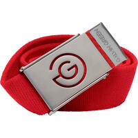 Galvin Green Golf Belt - Warren - Red SS20