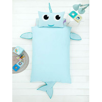 Narwhal Shaped Single Bedding