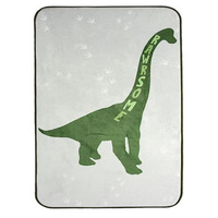 Rawrsome, Dinosaur Rug - 110 x 60 cm