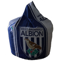 West Bromwich Albion Football Club Bean Bag