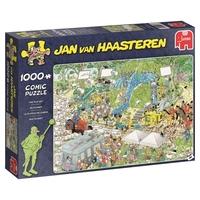 Jumbo 19074 Jan Van Haasteren - The Film Set 1000 Piece Jigsaw Puzzle