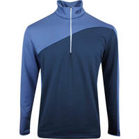 Galvin Green Golf Pullover - Dylan Insula - Ensign Blue AW19