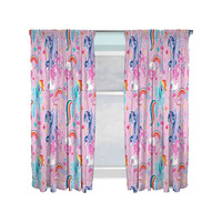 My Little Pony Curtains - Crush. 66 x 54 inch