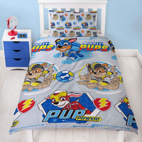 Paw Patrol Bedding - Single Duvet - Super