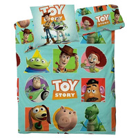 Toy Story 4 Single Duvet - Mr Potato Head