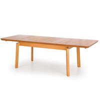 Rosalyn Oak Wood Extending Dining Table 160cm-250cm
