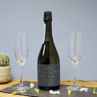 True Love Story Prosecco Gift Set
