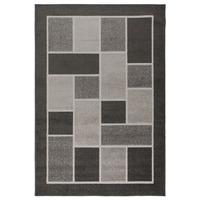 Visiona Aspect Oblong Large Rug, Grey, 120 x 170 Cm