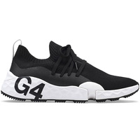 G/FORE Golf Shoes - MG4.1 Knit - Onyx - Snow 2020