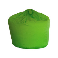 Large, Water Resistant, Outdoor Bean Bag - Green