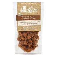 Joe & Seph's - Vegan Coconut & Cocoa Popcorn (80g)