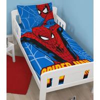 Spiderman Toddler Bedding - Parker