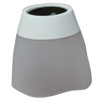 Solar LED Tumbler Table Light - White