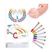 Racing Car Night Light