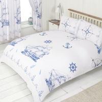Ships and Anchors, Nautical Bed Sets