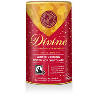 Divine Winter Spice Hot Chocolate 300g