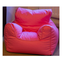 Candy Pink Bean Chair