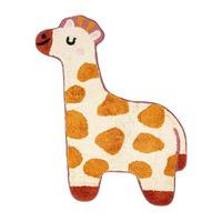 Giraffe Rug 80 x 57 cm