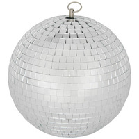 """Mirror Ball with Single Fixing - 20cm (8"""")"""