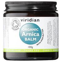 viridian-organic-arnica-balm-100g