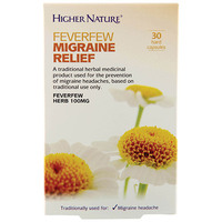 higher-nature-feverfew-migraine-relief-30-x-100mg-capsules