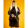 PVC Regulation Dress - Plus Size