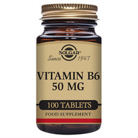 solgar-vitamin-b6-cardiovascular-health-100-x-50mg-tablets