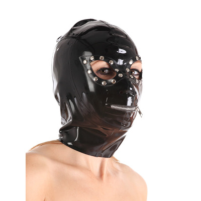 Rubber Zip It Hood