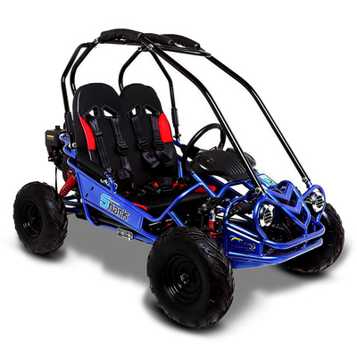 FunBikes Shark RV50 156cc Blue Mini Off Road Buggy