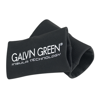 Galvin Green Dennis Wrist Warmers Black