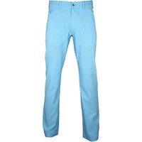Galvin Green Ned Tour Logo Golf Trousers Capri Blue