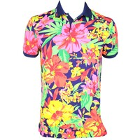 RLX Printed Airflow Golf Shirt Floral SS15