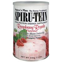 natures-plus-spirutein-raspberry-royale-protein-complex-510g