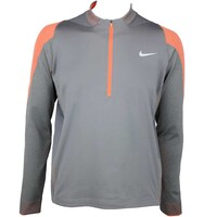 Nike Therma-Fit Eng Golf Jumper Dark Grey AW15