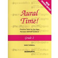 Aural Time Grade 2 (Turnbull)
