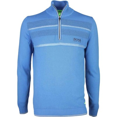 Hugo Boss Golf Jumper - Zelchior Pro Vallarta Blue SP16