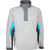 Galvin Green Waterproof Golf Jacket - ALBIN Steel Grey