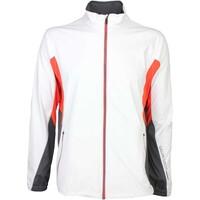 Galvin Green Windstopper Golf Jacket - BRIAN White