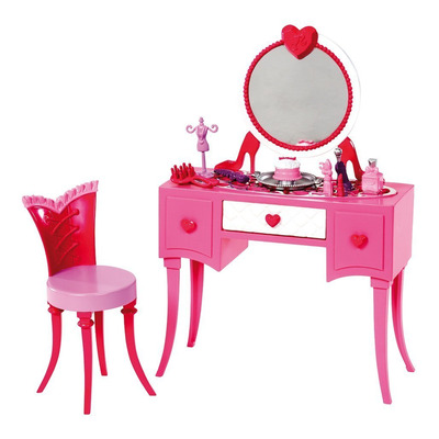 Barbie Glam Furniture Set - Vanity