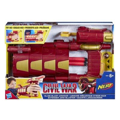 Captain America Civil War Slide Blast Armor