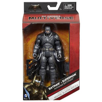 Batman V Superman: Dawn Of Justice Multiverse 6 Batman Armor Figure