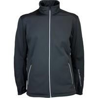 Galvin Green Lined Windstopper Golf Jacket - BENNET - Black