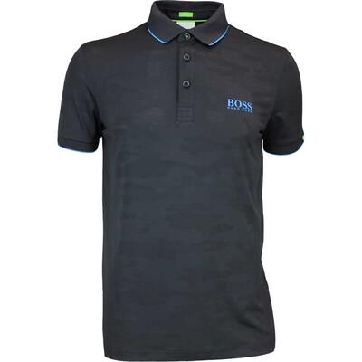 Hugo Boss Golf Shirt - Paddy MK 2 - Black FA16