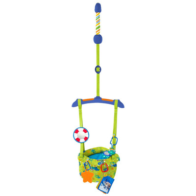 Baby Einstein Sea And Discover Door Jumper